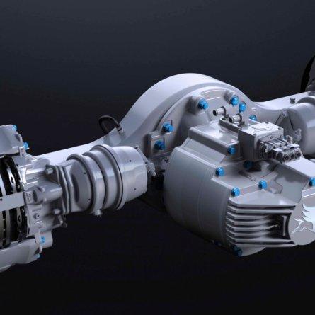 Meritor vai iniciar produção do eixo elétrico 14Xe no segundo semestre