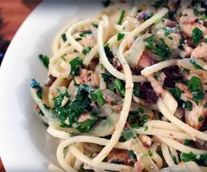 espaguete-com-sarinha