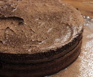 Torta de chocolate - Chocolatíssimo