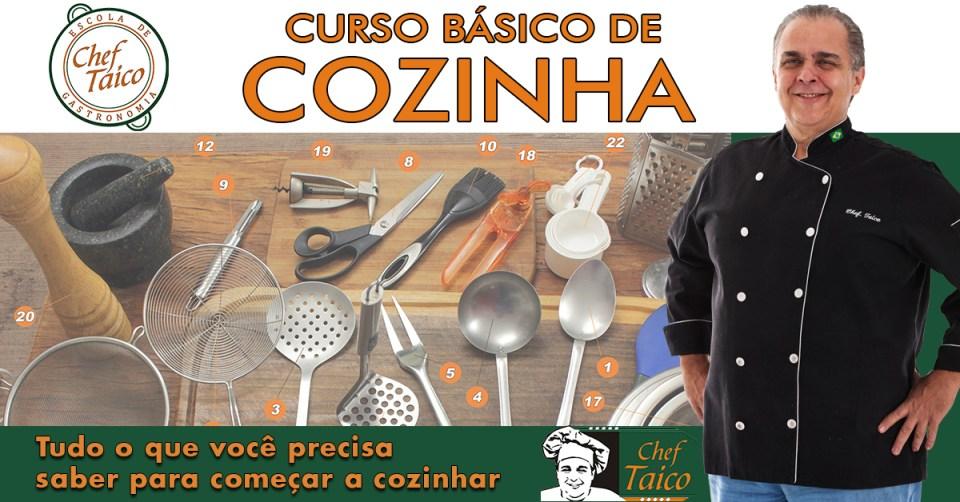 Curso básico de cozinha 2