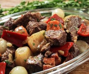 Carne de Panela do Chef Taico