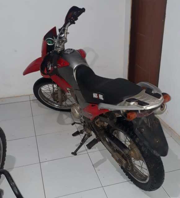 Pedro Do Rosário – Polícia apreende adolescente e recupera motocicleta tomada de assalto na noite desta terça-feira (21)