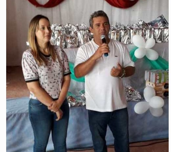 Deputada estadual Detinha participa da festa das mães organizanda pelo empresário Gean Freitas em Pinheiro