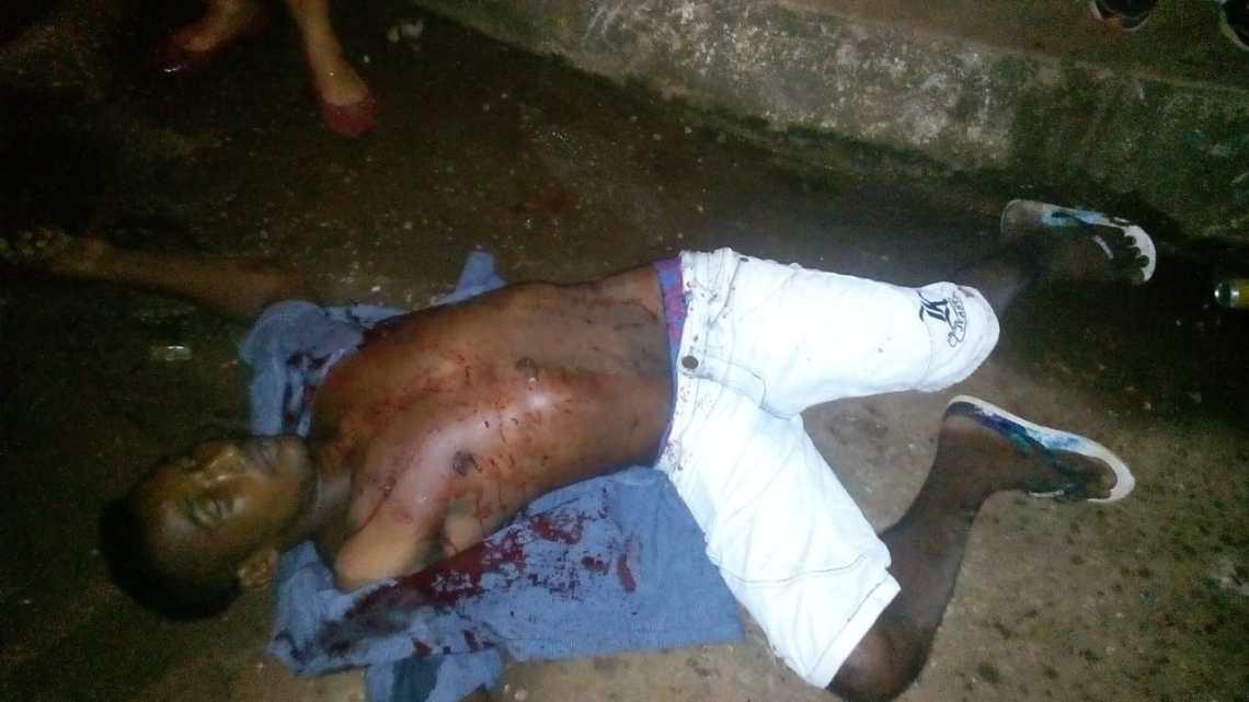 Um Homem foi morto e outros dois foram baleados na madrugada deste domingo em São Bento-MA