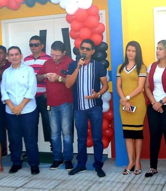 Vice-prefeito Gonzaga Ferraz participa de inaugurações de obras importantes realizadas pela prefeitura de Turilândia