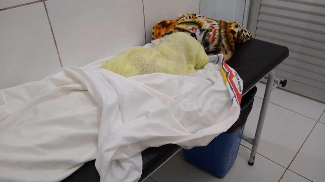 Barbaridade – criança de um ano e seis meses, pode ter sido morta por estrangulamento pelos próprios pais na zona rural de Turilândia