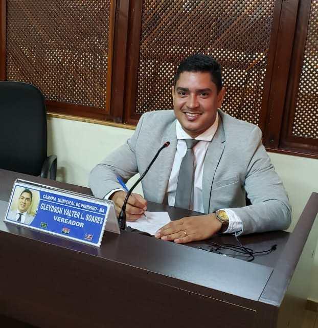 Pinheiro – É aprovado por unanimidade na câmara, projeto de lei do vereador Valter Soares que cria a semana municipal do desportista em Pinheiro
