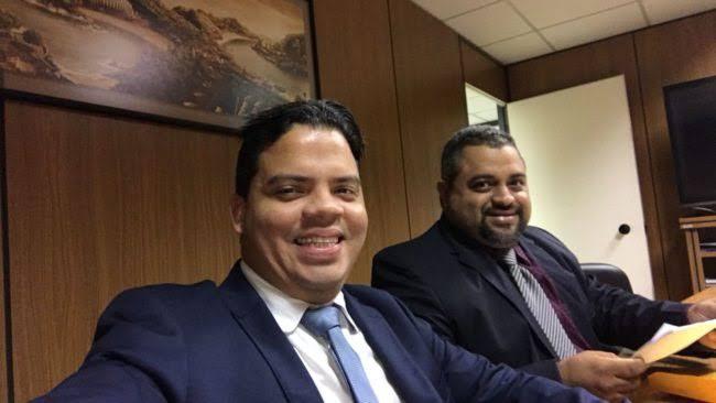 Com o provável afastamento de Luciano Genésio, Elizeu de Tantan deverá assumir interinamente prefeitura de Pinheiro