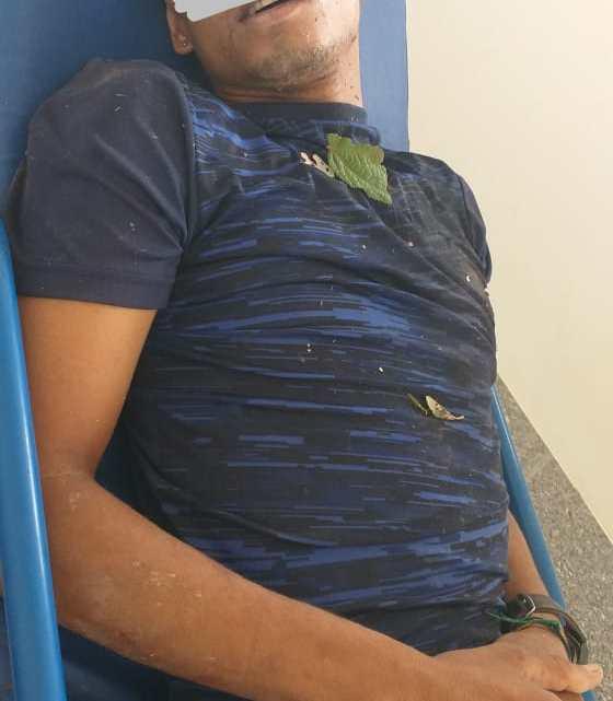 Urgente – Bandido morre em confronto com a polícia na zona rural de Bequimão-Ma