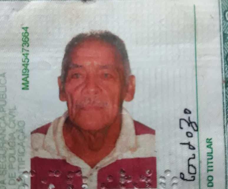 Idoso de 65 anos está desaparecido a cinco dias na zona rural de Santa Helena