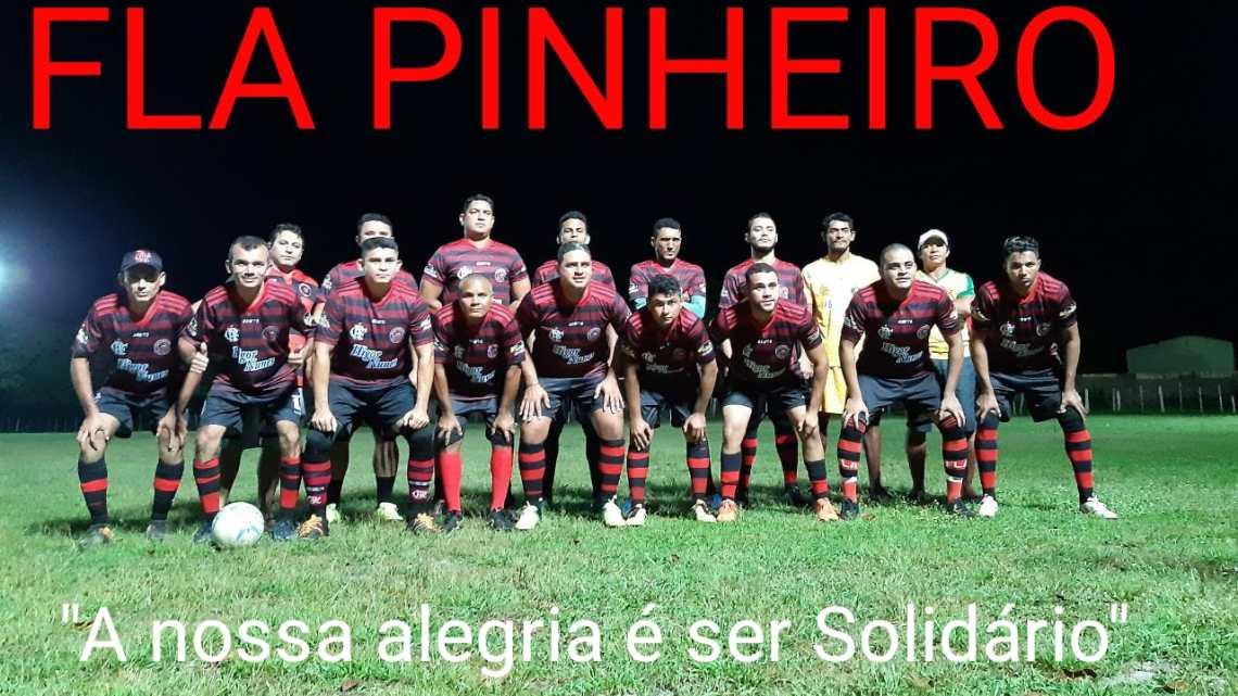 Time da FLA Pinheiro realiza partida de futebol beneficente no município de Peri-Mirim