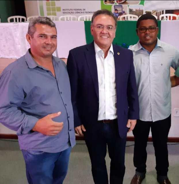 Empresário Gean Freitas participa de audiência pública em Alcântara, com a presença do senador Roberto Rocha e órgãos do governo federal
