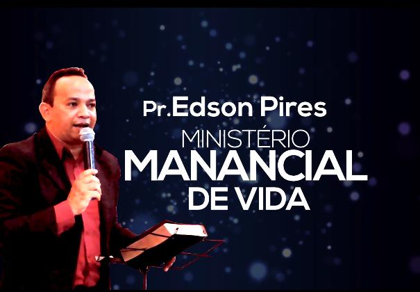 Pinheiro – Pastor Edson Pires lança neste sábado (31), o livro quebrando o laço do passarinheiro