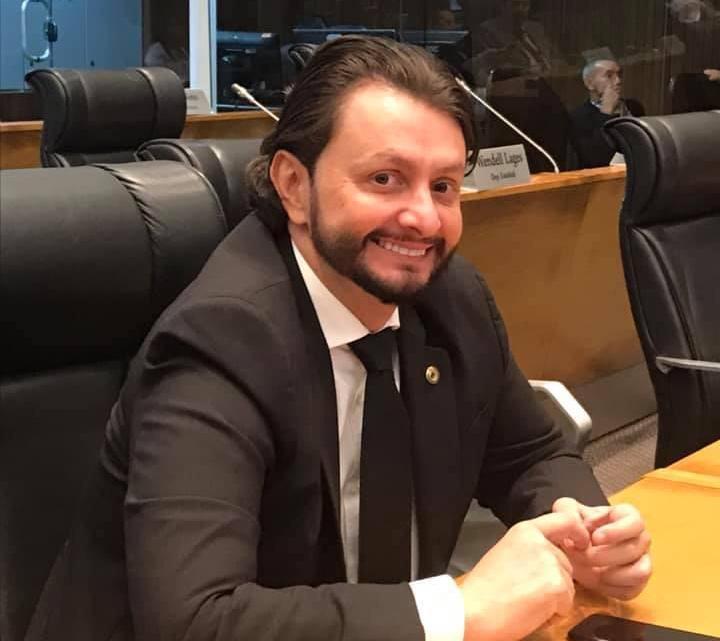 Deputado Dr. Leonardo Sá emite felicitações aos pinheirenses pelos 163 anos da Princesa da Baixada