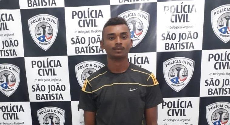 Baixada Maranhense – Detento foge de prisão em São João Batista e polícia anuncia recompensa sobre informações de paradeiro