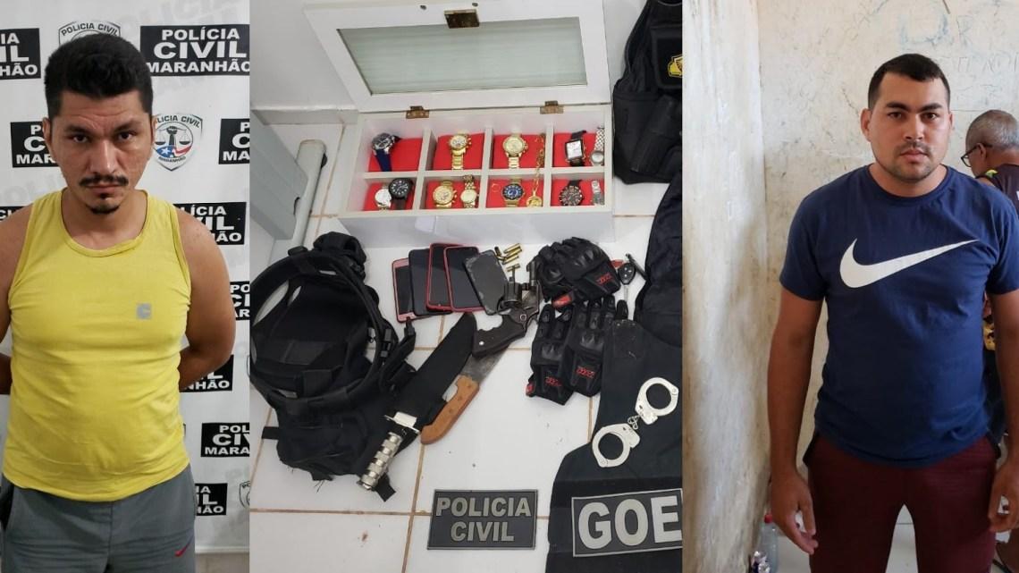 Associação criminosa e abuso de autoridade foram os motivos das prisões de guardas contratados pelo prefeito de Viana