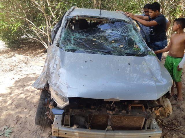 Vereador morre após grave acidente na BR-222 no Maranhão