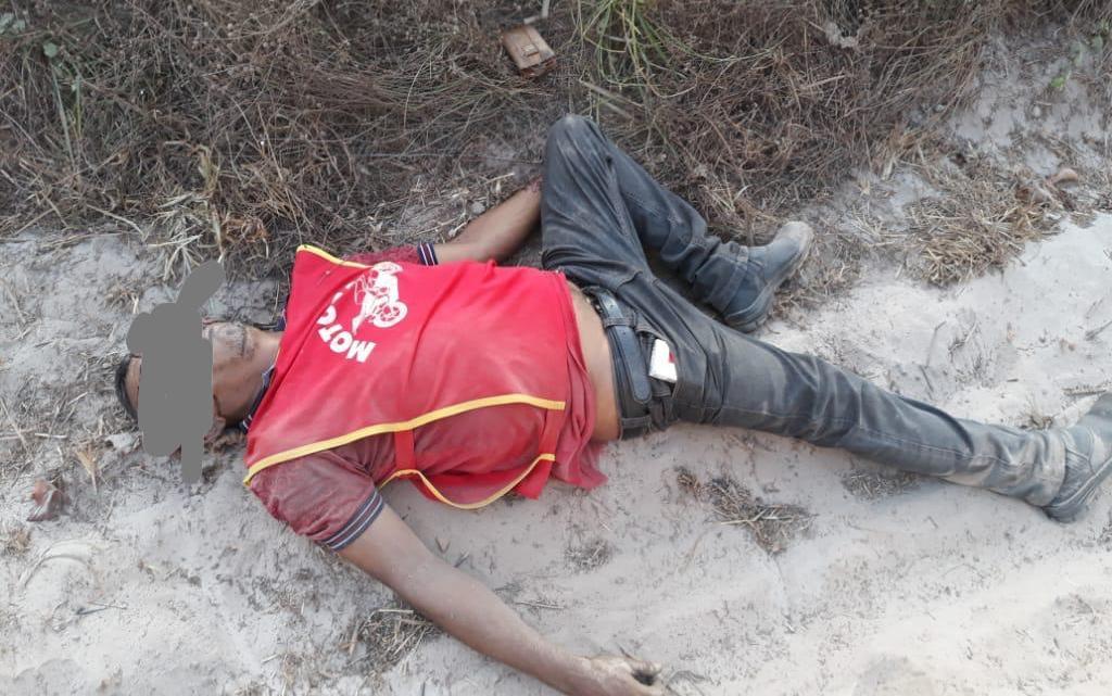 Urgente – Mototaxista é encontrado morto na zona rural de Pinheiro