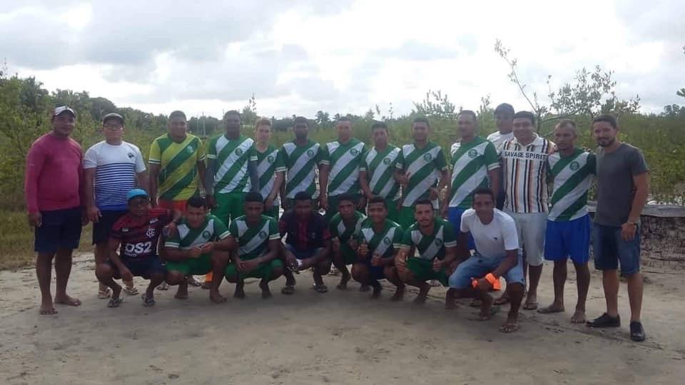 Em Porto Rico do Maranhão, pré-candidato a prefeito Aldo Brown apoia e participa de programação esportiva no município