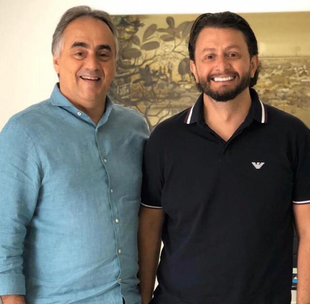 Prefeito de João Pessoa convida Leonardo Sá para ver modelo de administração pública de sucesso com mais de 80% de aprovação na Paraíba