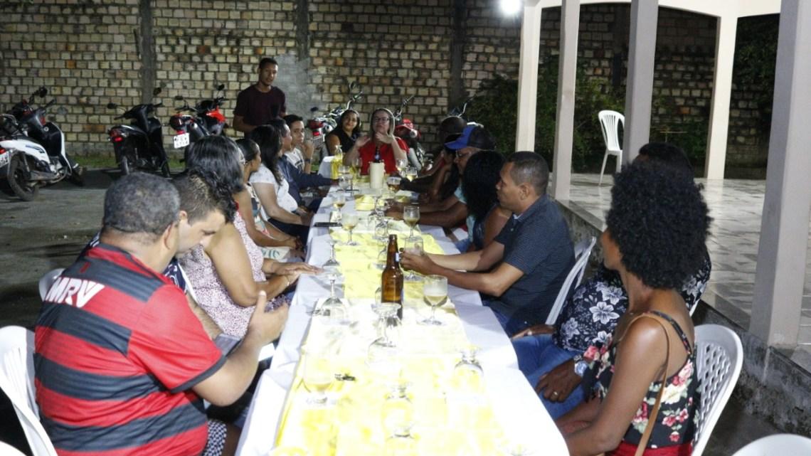Pré-candidata a Prefeitura de Cururupu, Hellen Maravilha promove encontro com lideranças e mostra força política no município
