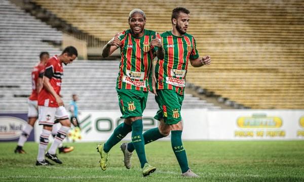 De virada, Sampaio vence o River no primeiro amistoso de pré-temporada