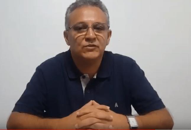 Em meio à pandemia do coronavírus, prefeito Zezildo Almeida comemora pesquisa falsa em Santa Helena