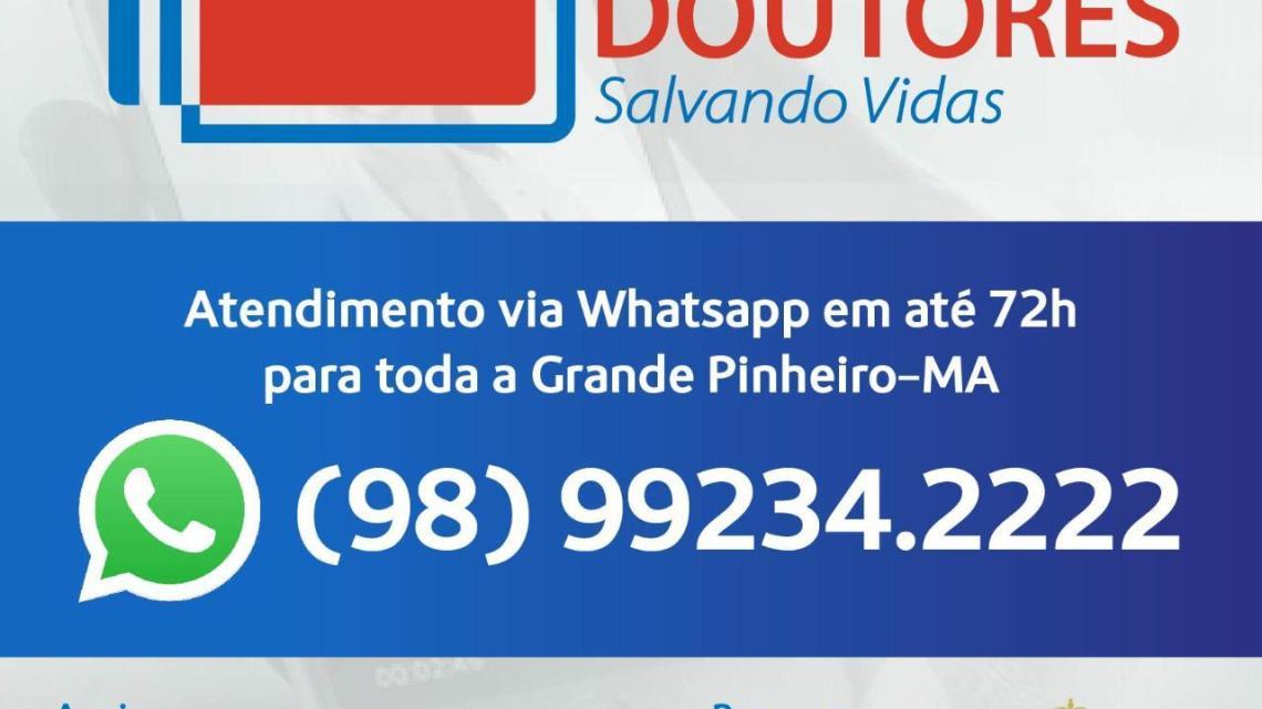 Lançamento do programa Tele Doutores em Pinheiro