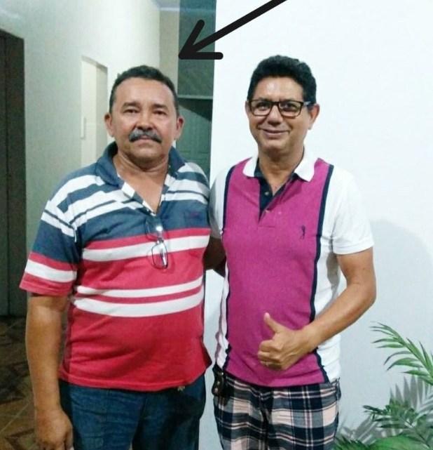 Turilândia / Vice-prefeito Gonzaga Ferraz emite nota de pesar pelo falecimento de Geraldo da caçamba