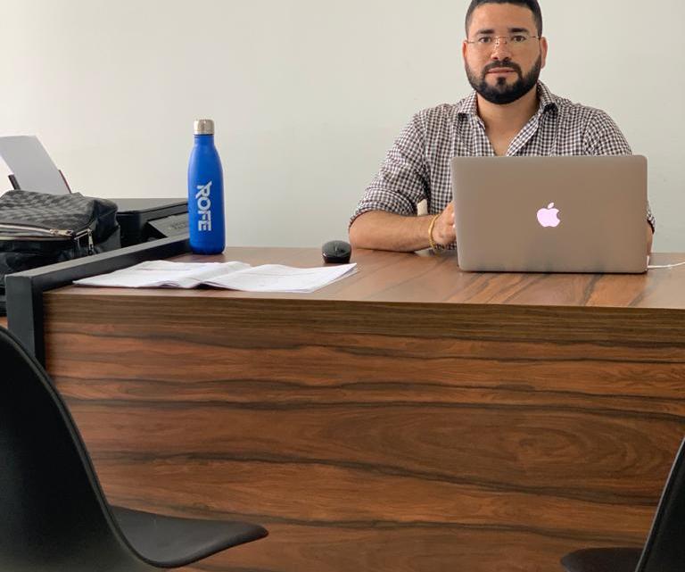 Engenheiro Tafarel Ramos, repudia ato criminoso praticado contra patrimônio público em Santa Helena