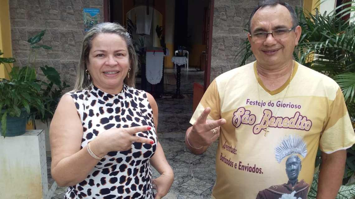 Eleições 2020 – Em Cururupu, padre Jorge declara apoio ao projeto político da pré-candidata a prefeita Hellen Maravilha