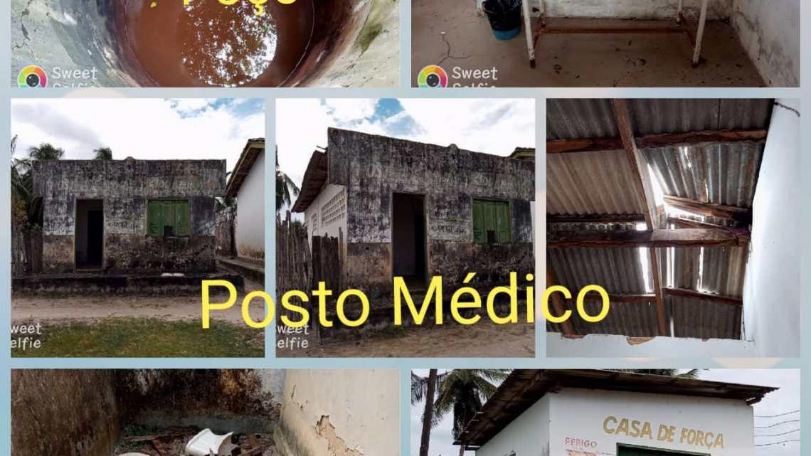População da Ilha de Prainha em Cururupu, denuncia abandono e descaso da gestão da Prefeita Professora Rosinha