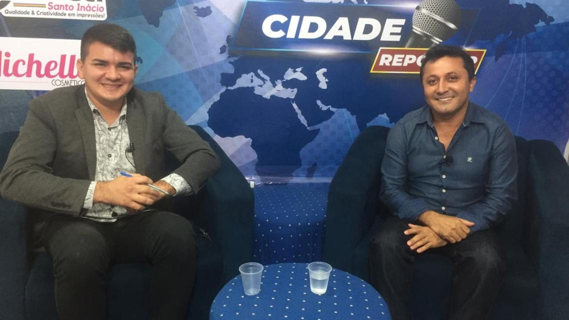 Vereador Riba do Bom Viver diz que juntamente com Leonardo Sá, irá acabar com taxa de iluminação pública exorbitante paga pelos Pinheirenses