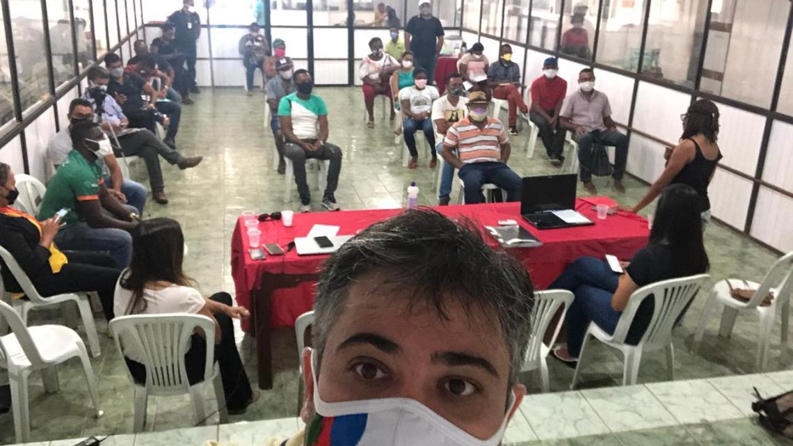 Agerp Regional Pinheiro realiza apresentação do programa CAR em Cururupu-Ma