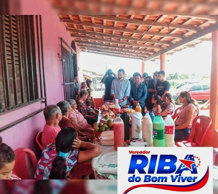 Ao lado do deputado Leonardo Sá, vereador Riba do Bom Viver cumpre extensa agenda no último final de semana