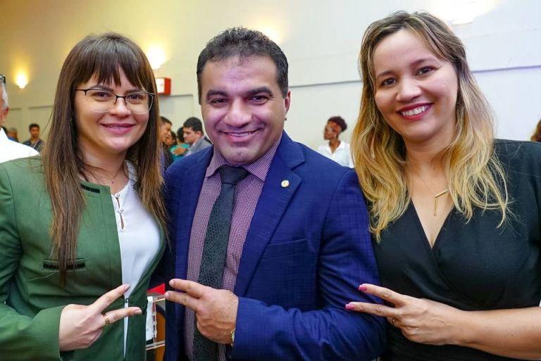 Sobrinha de Josimar será a vice de Duarte Jr