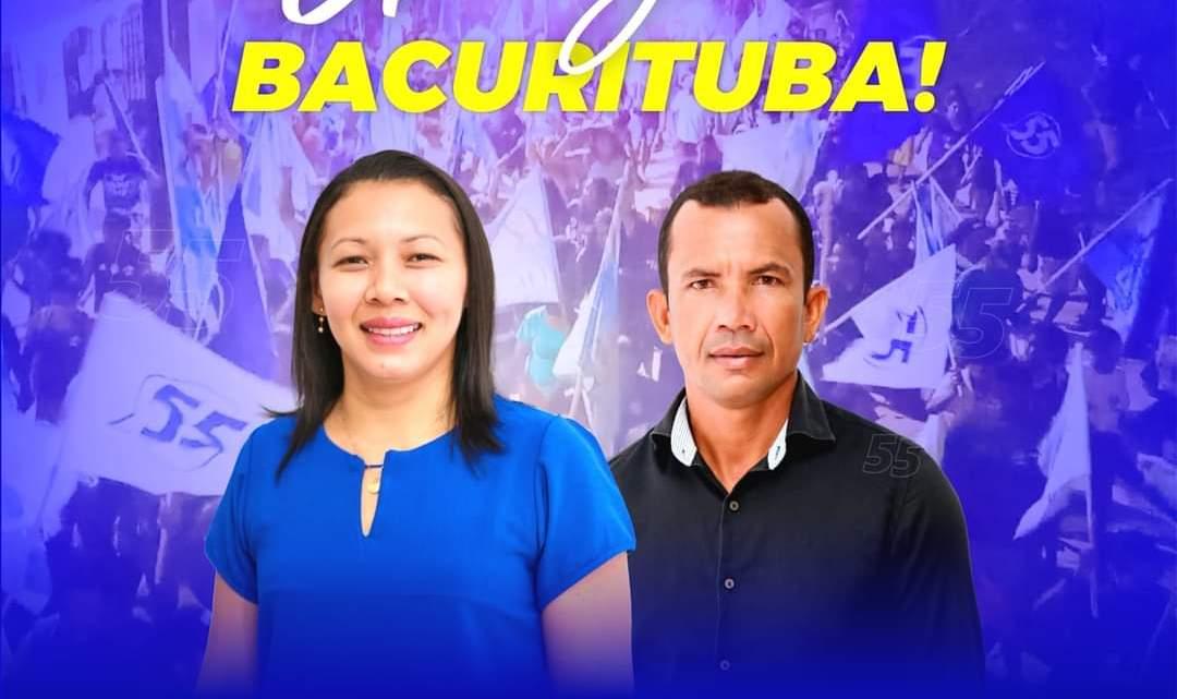 Letícia de Sibá agradece votação, e reafirma compromisso de fazer uma grande gestão em Bacurituba