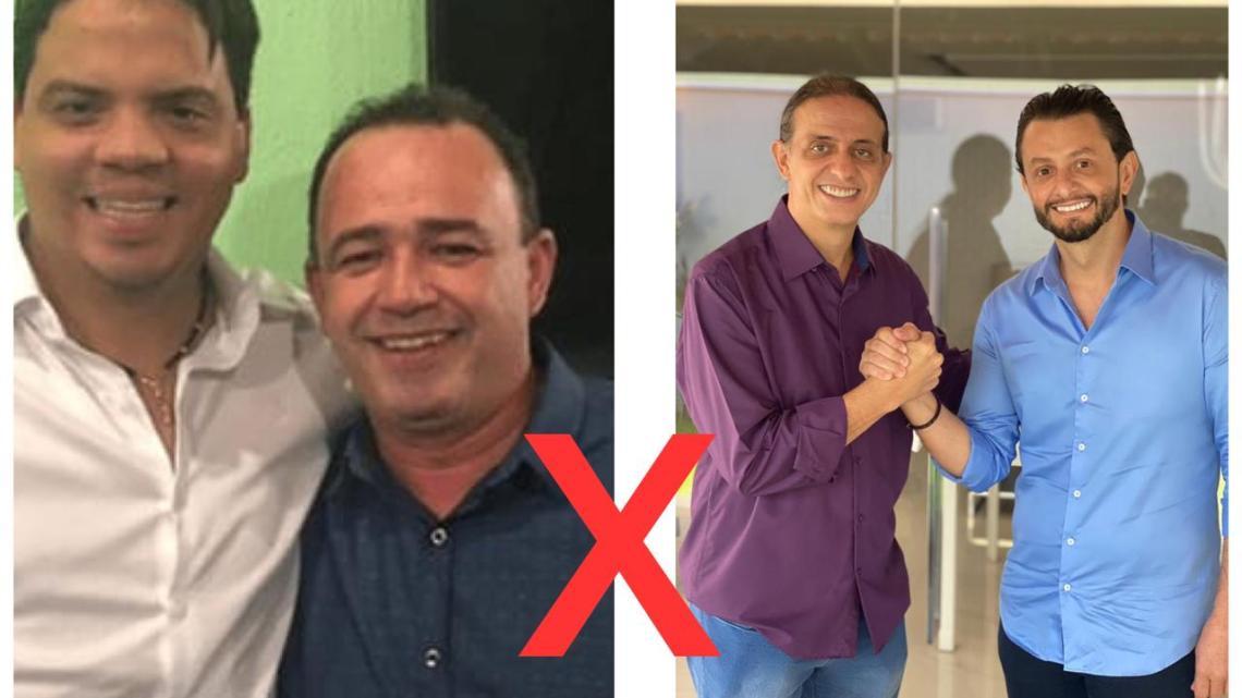 Agora Lascou – Luciano Genésio continua fazendo retaliações aos prefeitos da Baixada Maranhense, que não querem votar em Erlânio Xavier para a presidência da FAMEM