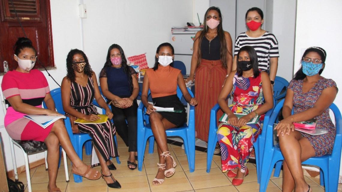 Prefeitura de Pedro do Rosário, realiza capacitação de gestores de programas sociais