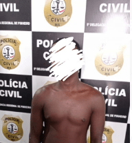 Homem é preso suspeito de estuprar criança de 12 anos em Pinheiro