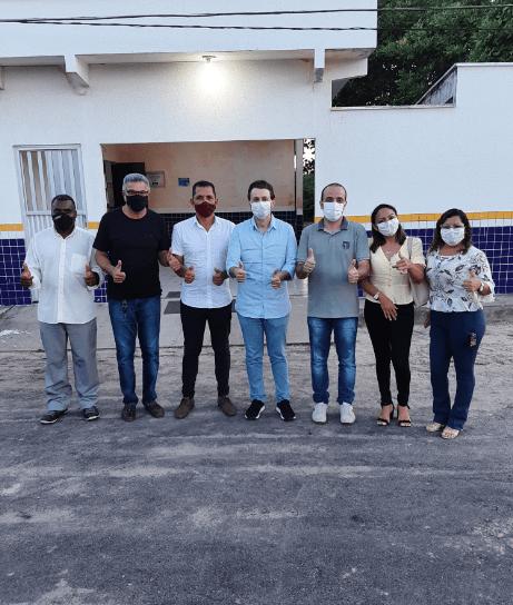 A convite do prefeito Fernando Cuba, Dr Leonardo Sá realiza mutirão de ultrassonografia no Município de Cedral