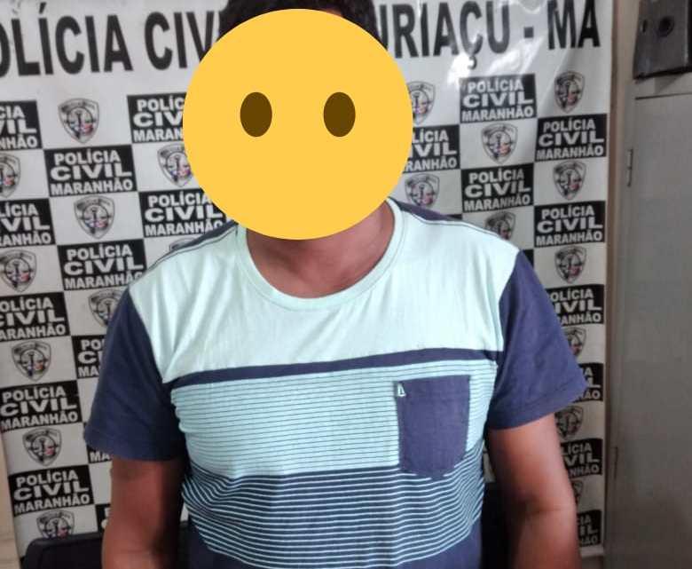 Polícia Civil de Turiaçu prende receptador em flagrante, e recupera veículo que foi furtado em São Luís