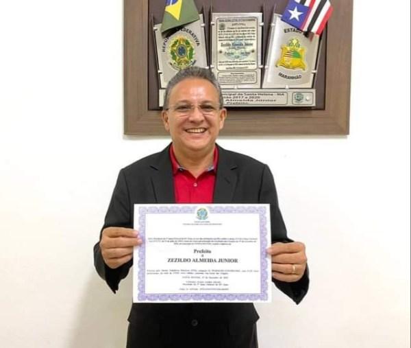 Prefeito de Santa Helena Zezildo Almeida esquece pandemia, e aumenta o próprio salário de R$ 12 mil para R$ 21 mil reais