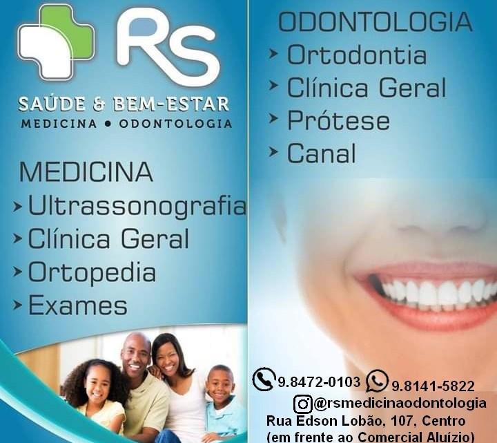 Novidade na área – Primeira clínica médica e odontológica de Porto Rico do Maranhão, será inaugurada no dia 13 de maio, confira!