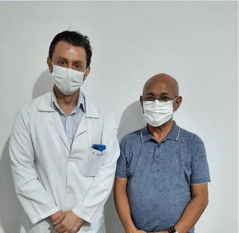 A convite do prefeito Zequinha Ribeiro, deputado Estadual e médico Dr Leonardo Sá realiza mutirão de Ultrassonografias no Município de Apicum-Açu