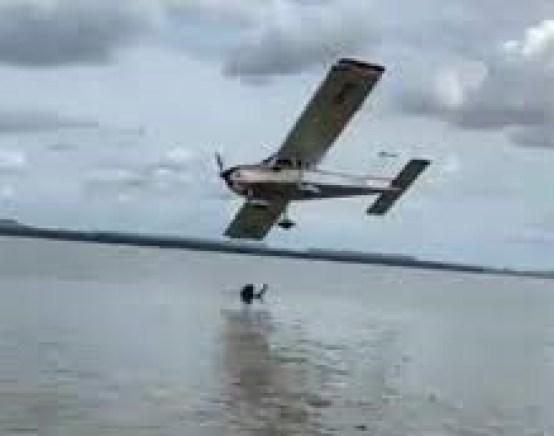 Piloto de aeronave é preso por manobras ilegais e arriscadas no Maranhão