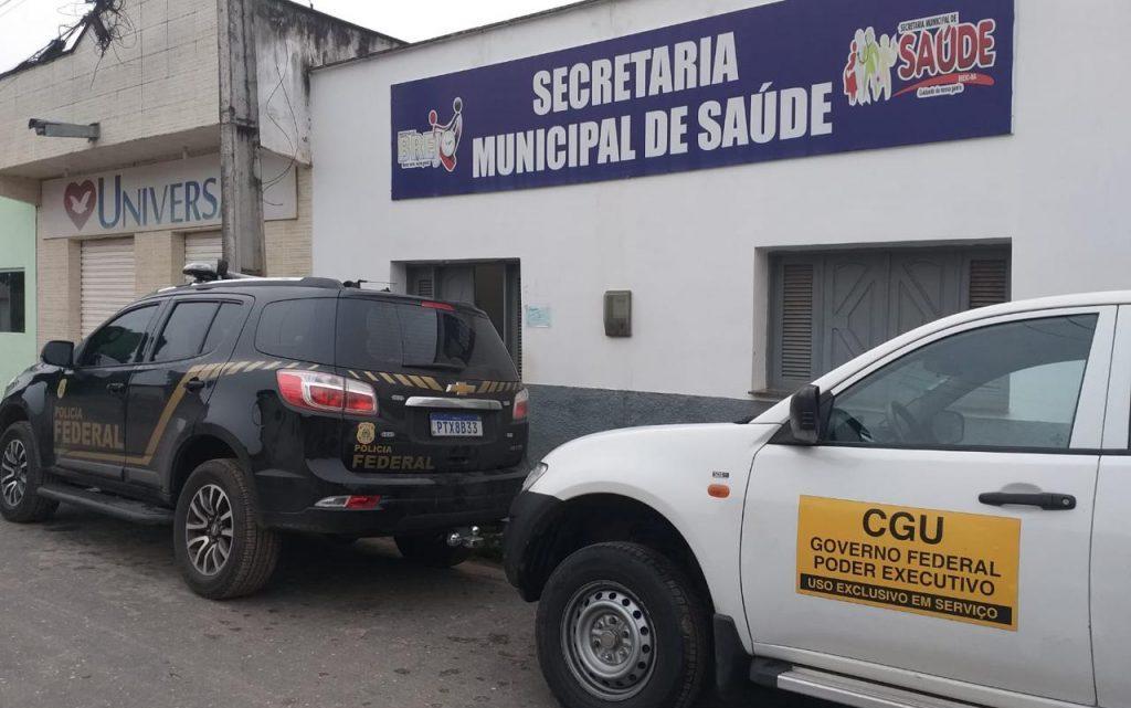 Polícia Federal deflagra operação Desatino em três cidades no Maranhão