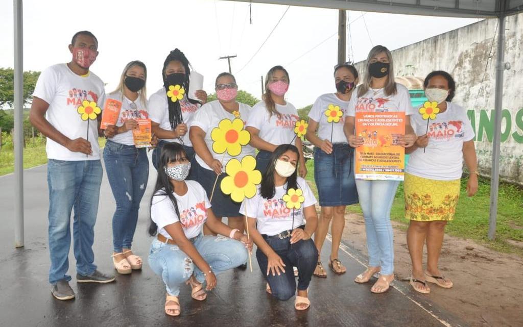 Prefeitura de Porto Rico do Maranhão, inicia campanha de combate à exploração sexual de crianças e adolescentes, veja