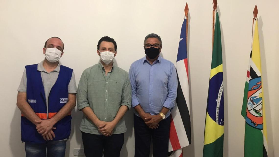 Em parceria com o prefeito Fernando Cuba, Deputado Estadual e médico Dr Leonardo Sá realiza mais um mutirão de ultrassonografia no Município de Cedral