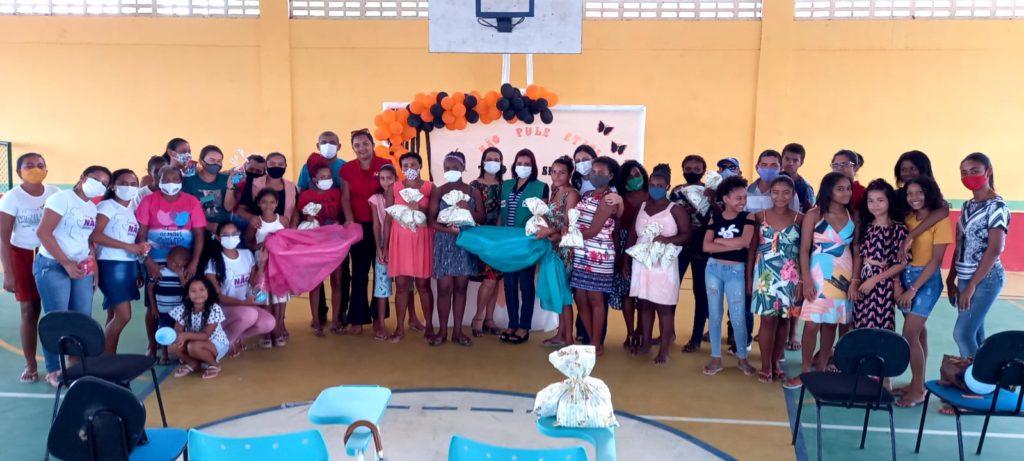 Prefeitura de Pedro do Rosário leva saúde à escola em ações educativas